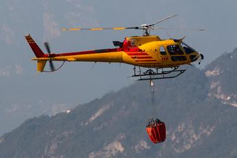 I-TNAA - Italy - Vigili del Fuoco Aerospatiale AS350 Ecureuil / Squirrel