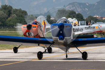 I-LUKE - Private Vans RV-8
