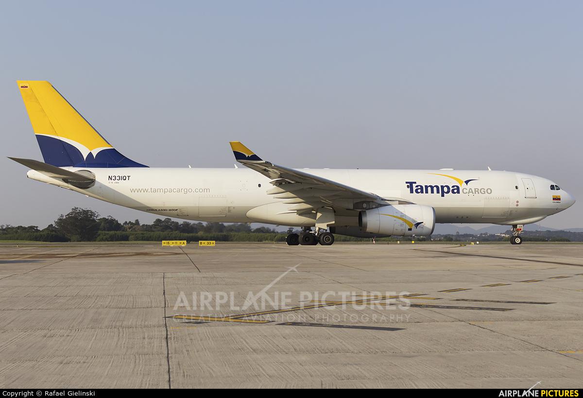 Tampa Cargo N331QT aircraft at Curitiba -  Afonso Pena