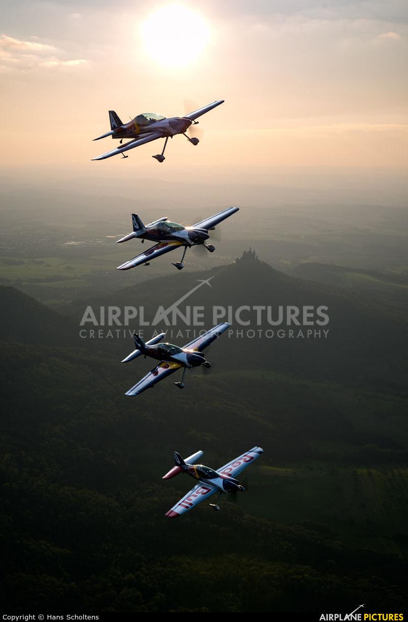 The Flying Bulls : Aerobatics Team OK-FBA aircraft at In Flight - Germany