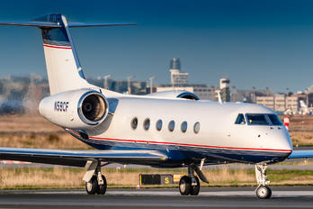 N59CF - Private Gulfstream Aerospace G-IV,  G-IV-SP, G-IV-X, G300, G350, G400, G450