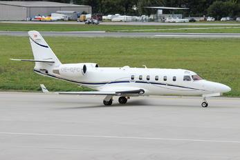 OE-GFC - Tyrol Air Ambulance Israel IAI 1125 Astra SPX