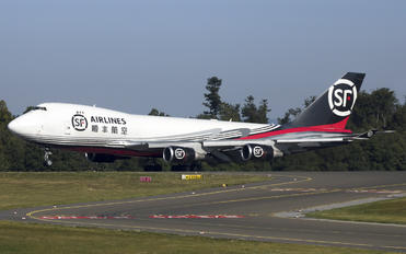 B-2422 - SF Airlines Boeing 747-400BCF, SF, BDSF