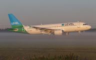 OE-LVR - LEVEL Airbus A320 aircraft