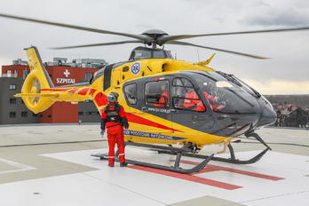 SP-HXT - Polish Medical Air Rescue - Lotnicze Pogotowie Ratunkowe Eurocopter EC135 (all models)