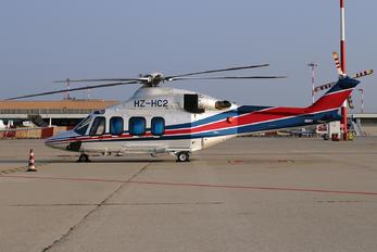 HZ-HC2 - Private Agusta Westland AW139