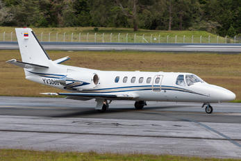 YV3086 - Private Cessna 550 Citation Bravo