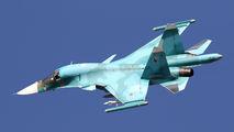 RF-95848 - Russia - Air Force Sukhoi Su-34 aircraft