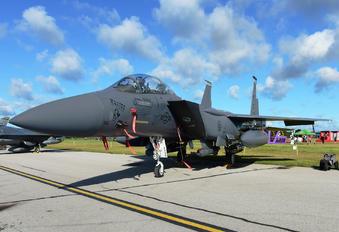 92-0366 - USA - Air Force McDonnell Douglas F-15E Strike Eagle