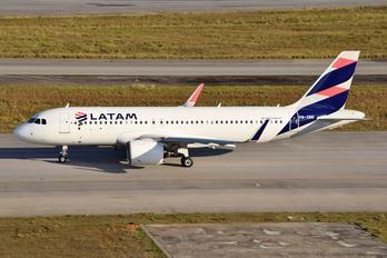 PR-XBD - LATAM Airbus A320 NEO