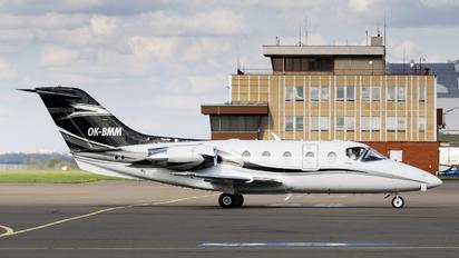 OK-BMM - Private Beechcraft 400A Beechjet