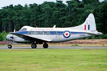 VP981 - Royal Air Force de Havilland DH.104 Dove