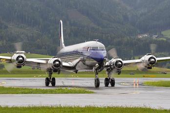 OE-LDM - Red Bull Douglas DC-9-50