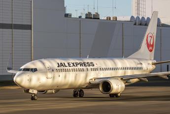 JA311J - JAL - Express Boeing 737-800