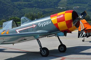- - Private Yakovlev Yak-50