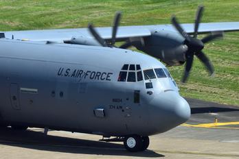 08-8604 - USA - Air Force Lockheed C-130J Hercules