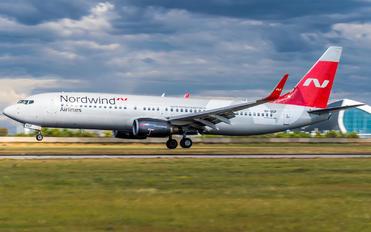 VP-BSP - Nordwind Airlines Boeing 737-800