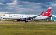 VP-BSP - Nordwind Airlines Boeing 737-800 aircraft