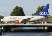 LN-RPG - SAS - Scandinavian Airlines Boeing 737-600 aircraft