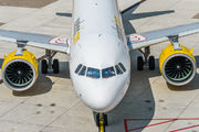 EC-NAX - Vueling Airlines Airbus A320 NEO aircraft