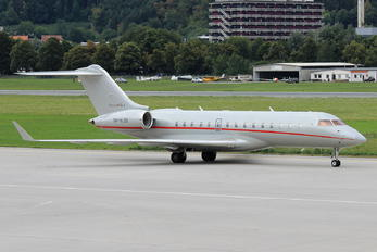 9H-VJO - Vistajet Bombardier BD-700 Global 6000