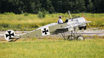 OK-OUP01 - Private Fokker E III (replica) aircraft