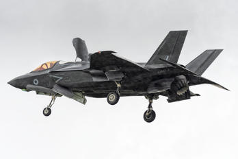 ZM147 - Royal Air Force Lockheed Martin F-35B Lightning II