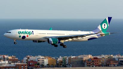 EC-LXA - Evelop Airbus A330-300