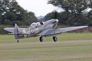 G-CICK - Aero Legends Supermarine Spitfire LF.IXe aircraft