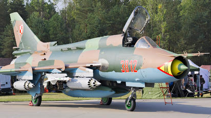3812 - Poland - Air Force Sukhoi Su-22M-4
