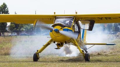 YR-VIZ - Romanian Airclub PZL 104 Wilga 35A