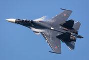 RF-34013 - Russia - Navy Sukhoi Su-30SM aircraft