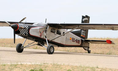 EC-KGD - Private Pilatus PC-6 Porter (all models)