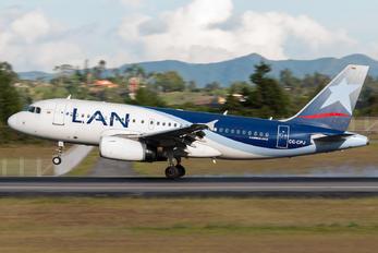 CC-CPJ - LAN Airlines Airbus A319