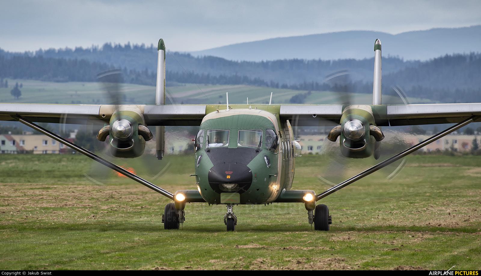 Poland - Air Force 0219 aircraft at Nowy Targ