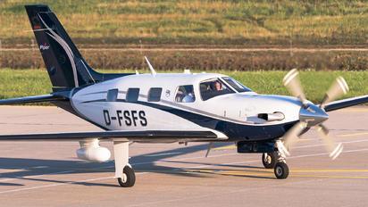 D-FSFS - Private Piper PA-46 Malibu Meridian / Jetprop DLX