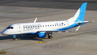 OE-LMK - People\'s Viennaline Embraer ERJ-170 (170-100)