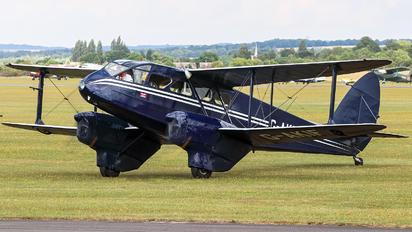 G-AKIF - Private de Havilland DH. 89 Dragon Rapide