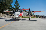 N401DF - California - Dept. of Forestry & Fire Protection North American OV-10 Bronco aircraft