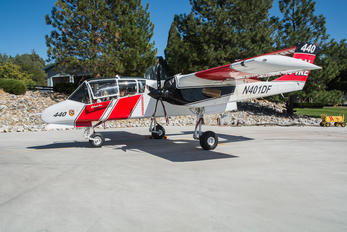 N401DF - California - Dept. of Forestry & Fire Protection North American OV-10 Bronco
