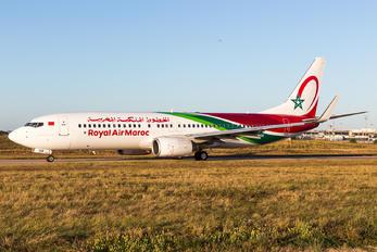 CN-ROS - Royal Air Maroc Boeing 737-800