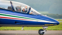 "MM55055 - Italy - Air Force ""Frecce Tricolori"" Aermacchi MB-339A aircraft"