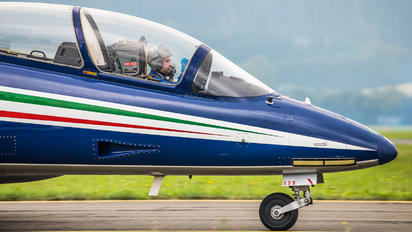 "MM55539 - Italy - Air Force ""Frecce Tricolori"" Aermacchi MB-339A"