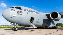 01-0189 - USA - Air Force Boeing C-17A Globemaster III aircraft