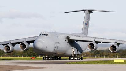87-0027 - USA - Air Force Lockheed C-5M Super Galaxy