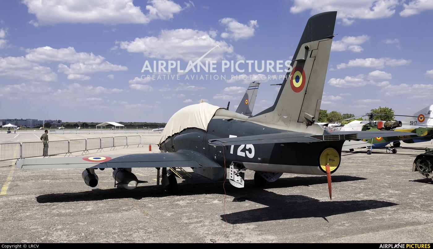 Romania - Air Force 725 aircraft at Bucharest - Aurel Vlaicu Intl