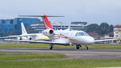 N897NH - Private Cessna 525C Citation CJ4