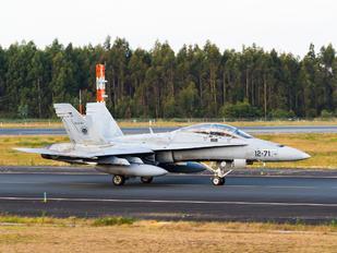 CE.15-08 - Spain - Air Force McDonnell Douglas EF-18B Hornet