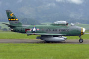 F-AYSB - Private North American F-86 Sabre aircraft