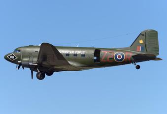 C-GRSB - Canadian Warplane Heritage Douglas C-47A Skytrain